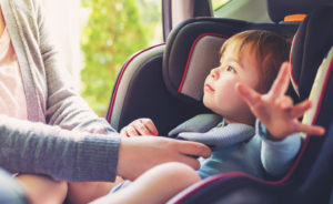 baby toddler in vehicle car seat child passenger safety cpst doulas of northern virginia