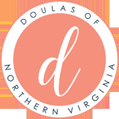 small round logo - Doulas of Northern Virginia
