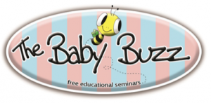 The Baby Buzz Event Logo