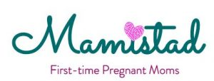 Logo for Mamistad, First-Time Pregnant Moms Club